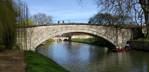 King's College bridge, Cambridge