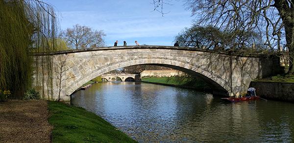 King's College bridge, Cambridge